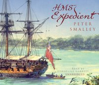 HMS Expedient - Peter Smalley - audiobook