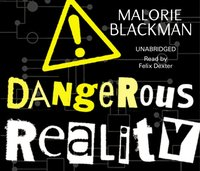 Dangerous Reality - Malorie Blackman - audiobook