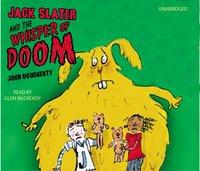 Jack Slater and the Whisper of Doom - John Dougherty - audiobook