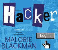 Hacker - Malorie Blackman - audiobook