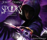 Spook's Destiny - Joseph Delaney - audiobook