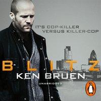 Blitz - Ken Bruen - audiobook