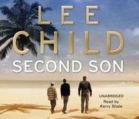 Second Son: (Jack Reacher Short Story) - Lee Child - audiobook