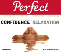 Perfect Confidence/Perfect Relaxation - Elaine Van Der Zeil - audiobook