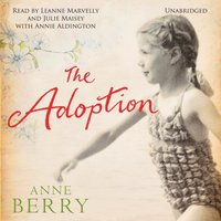 Adoption - Anne Berry - audiobook