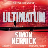 Ultimatum - Simon Kernick - audiobook