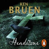 Headstone - Ken Bruen - audiobook