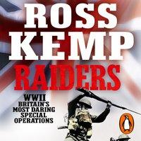 Raiders - Ross Kemp - audiobook
