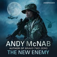 New Enemy - Andy McNab - audiobook