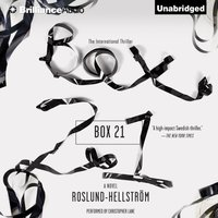 Box 21 - Anders Roslund - audiobook