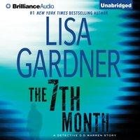 7th Month - Lisa Gardner - audiobook