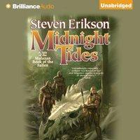 Midnight Tides - Steven Erikson - audiobook