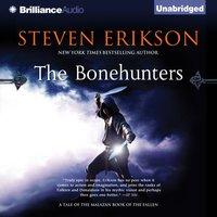 Bonehunters - Steven Erikson - audiobook
