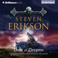 Dust of Dreams - Steven Erikson - audiobook