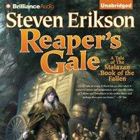 Reaper's Gale - Steven Erikson - audiobook