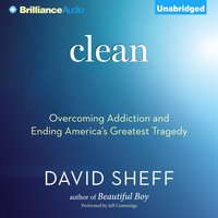 Clean - David Sheff - audiobook