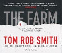 THE FARM - Tom Rob Smith - audiobook