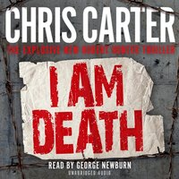 I Am Death - Chris Carter - audiobook