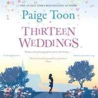 Thirteen Weddings - Paige Toon - audiobook