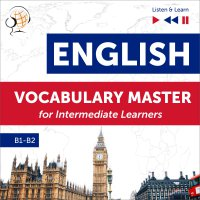 English Vocabulary Master for Intermediate Learners (Level B1 – B2)