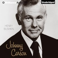 Johnny Carson - Henry Bushkin - audiobook