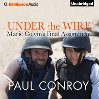 Under the Wire - Paul Conroy - audiobook