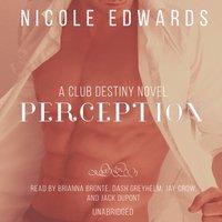 Perception - Nicole Edwards - audiobook