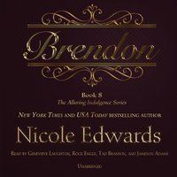 Brendon - Nicole Edwards - audiobook