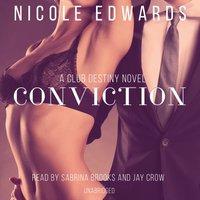 Conviction - Nicole Edwards - audiobook