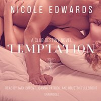 Temptation - Nicole Edwards - audiobook