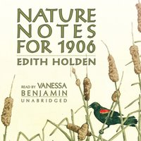 Nature Notes for 1906 - Edith Holden - audiobook