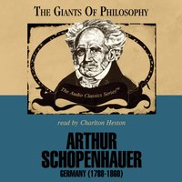 Arthur Schopenhauer - Mark Stone - audiobook