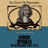 Baruch Spinoza - Prof. Thomas Cook - audiobook