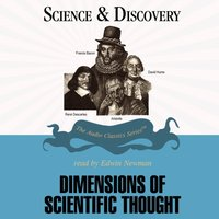 Dimensions of Scientific Thought - Prof. John T. Sanders - audiobook