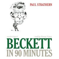 Beckett in 90 Minutes - Paul Strathern - audiobook