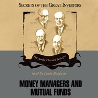Money Managers and Mutual Funds - Donald J. Christensen - audiobook