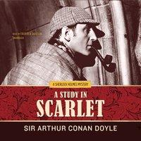 Study in Scarlet - Sir Arthur Conan Doyle - audiobook