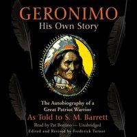 Geronimo - S. M. Barrett - audiobook