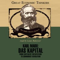 Karl Marx: Das Kapital - David Ramsay Steele - audiobook