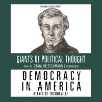 Democracy in America - Ralph Raico - audiobook
