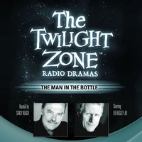 Man in the Bottle - Rod Serling - audiobook