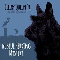 Blue Herring Mystery - Ellery Queen Jr. - audiobook