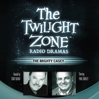 Mighty Casey - Rod Serling - audiobook