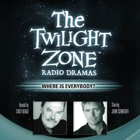 Where Is Everybody? - Rod Serling - audiobook