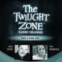 Ring-a-Ding Girl - Earl Hamner Jr. - audiobook