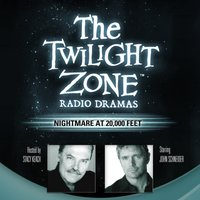 Nightmare at 20,000 Feet - Richard Matheson - audiobook