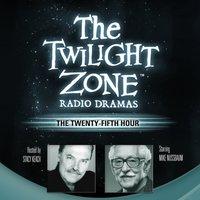 Twenty-Fifth Hour - Dennis Etchison - audiobook