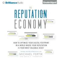 Reputation Economy - Michael Fertik - audiobook