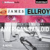 American Tabloid - James Ellroy - audiobook