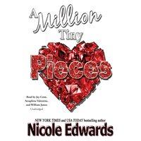 Million Tiny Pieces - Nicole Edwards - audiobook